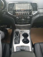 White 2021 Jeep Grand Cherokee Left Front Head Light / Bumper and Grill in Fort Macleod AB