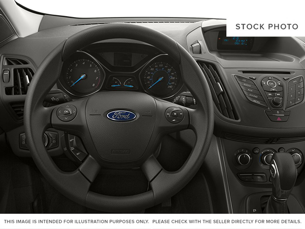 2013 Ford Escape Steering Wheel and Dash Photo in Medicine Hat AB