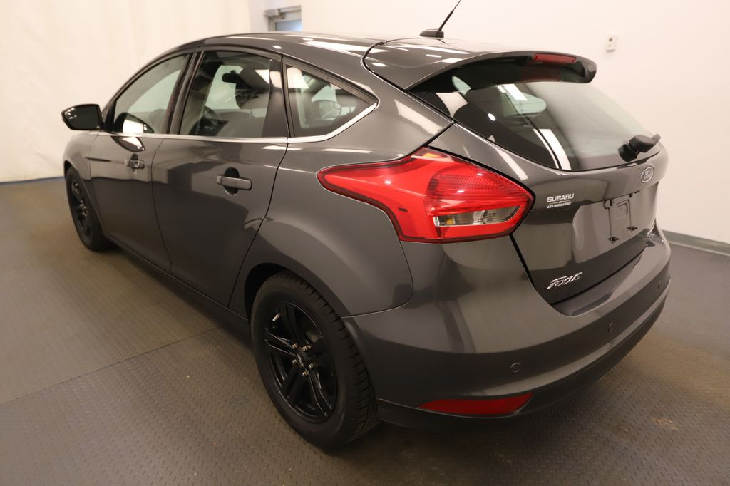 Grey 2018 Ford Focus Left Front Head Light / Bumper and Grill in Lethbridge AB