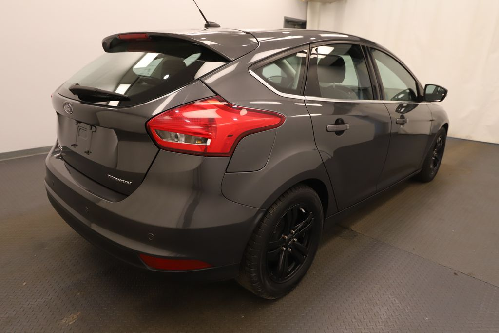 Grey 2018 Ford Focus Driver's Side Door Controls Photo in Lethbridge AB