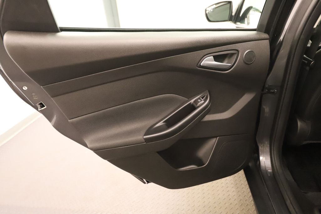 Grey 2018 Ford Focus Center Console Photo in Lethbridge AB