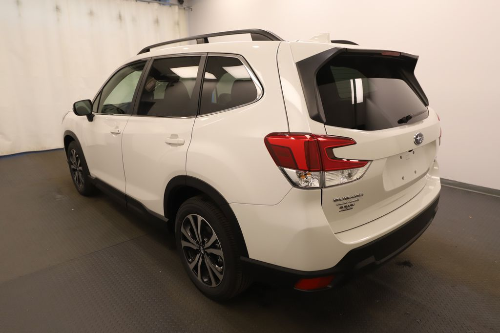White 2021 Subaru Forester Left Front Rim and Tire Photo in Lethbridge AB