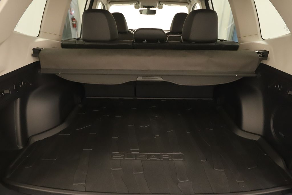 White 2021 Subaru Forester Driver's Side Door Controls Photo in Lethbridge AB