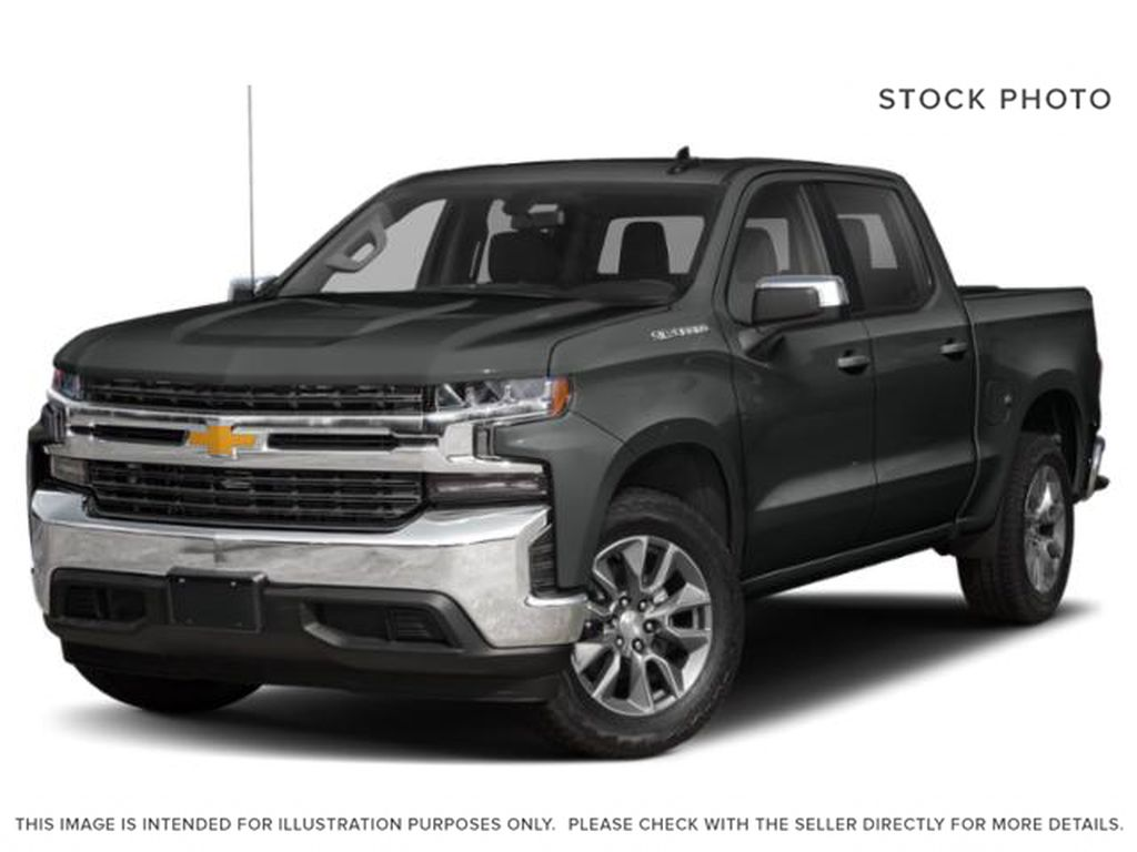 Gray[Shadow Grey Metallic] 2021 Chevrolet Silverado 1500 LT Trail Boss