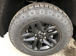 Gray[Shadow Grey Metallic] 2021 Chevrolet Silverado 1500 LT Trail Boss Left Front Rim and Tire Photo in Canmore AB