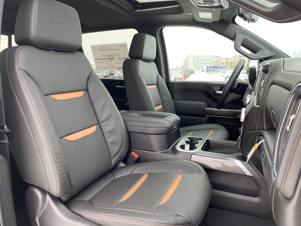 White[Summit White] 2021 GMC Sierra 2500HD Right Side Front Seat  Photo in Edmonton AB