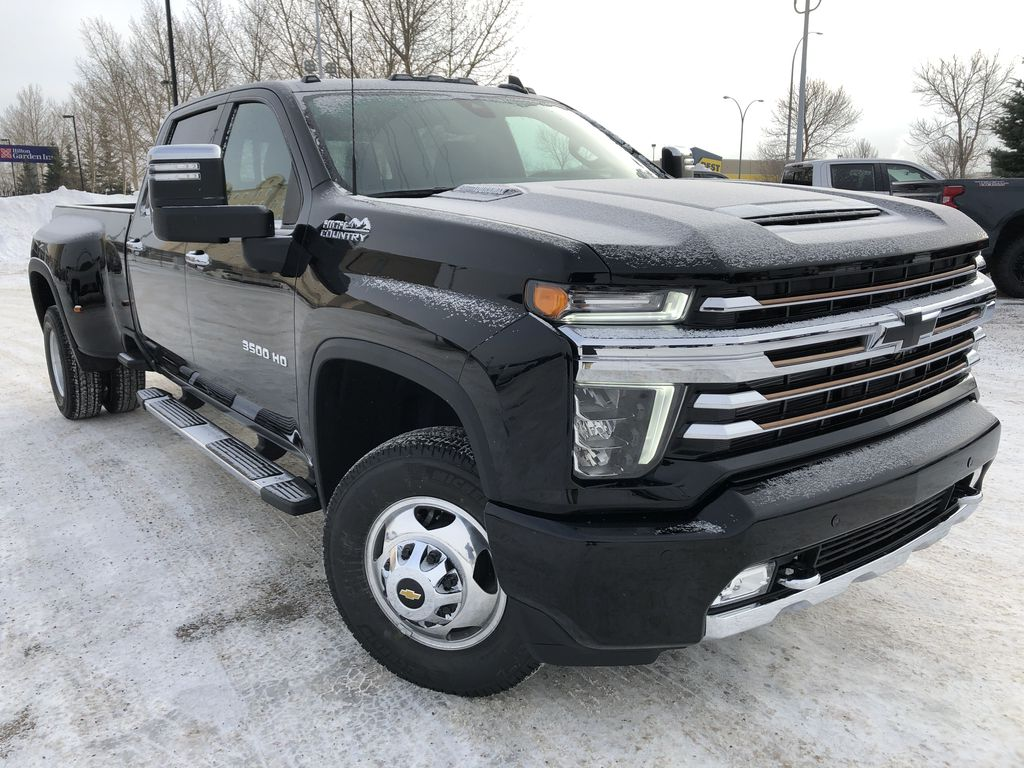 Black[Black] 2021 Chevrolet Silverado 3500HD