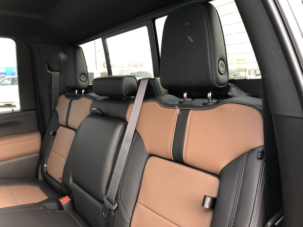 Black[Black] 2021 Chevrolet Silverado 3500HD Left Side Rear Seat  Photo in Edmonton AB