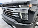 Black[Black] 2021 Chevrolet Silverado 3500HD Left Front Head Light / Bumper and Grill in Edmonton AB