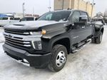 Black[Black] 2021 Chevrolet Silverado 3500HD Left Front Corner Photo in Edmonton AB