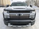 Black[Black] 2021 Chevrolet Silverado 3500HD Front Vehicle Photo in Edmonton AB