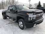 Black[Black] 2021 Chevrolet Silverado 3500HD Right Front Corner Photo in Edmonton AB