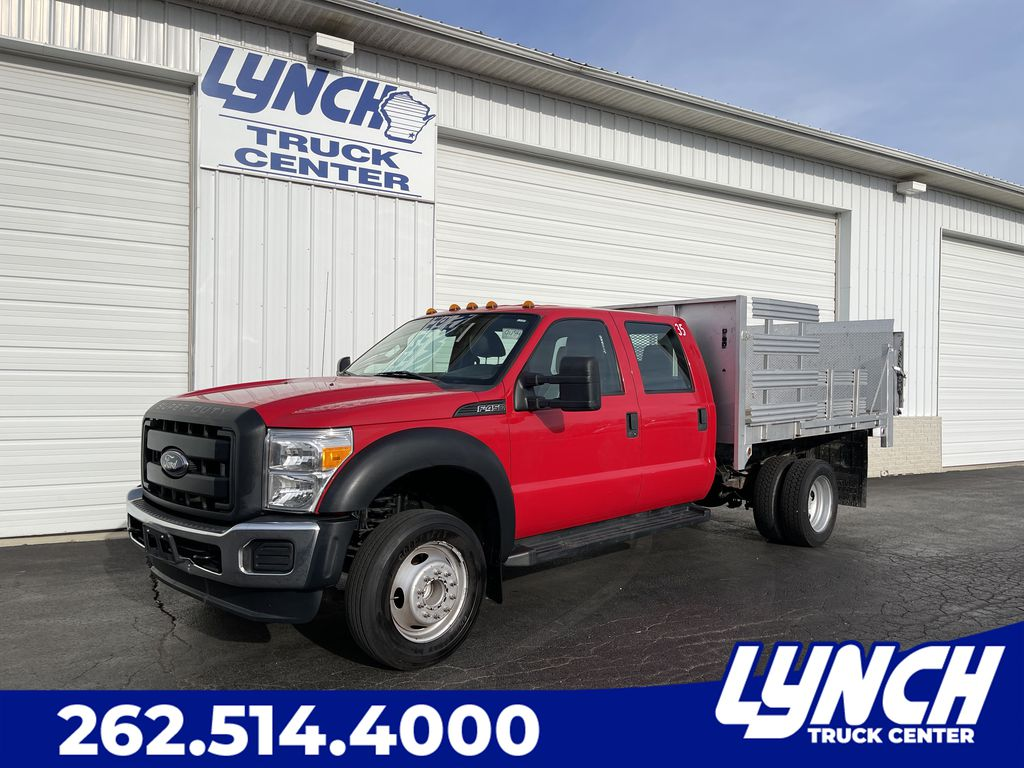 Pre-Owned 2014 Ford Super Duty F-450 DRW XL