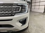 White[Star White Platinum Metallic Tri-Coat] 2020 Ford Expedition Left Front Head Light / Bumper and Grill in Dartmouth NS