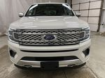 White[Star White Platinum Metallic Tri-Coat] 2020 Ford Expedition Front Vehicle Photo in Dartmouth NS