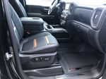 Black[Ebony Twilight Metallic] 2021 GMC Sierra 1500 AT4 Right Side Front Seat  Photo in Canmore AB