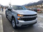 Silver[Silver Ice Metallic] 2021 Chevrolet Silverado 1500 Custom Primary Listing Photo in Canmore AB