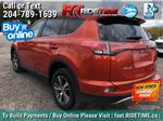 Red[Hot Lava] 2016 Toyota RAV4 XLE AWD - Sunroof, Backup Camera, Power Liftgate Left Rear Corner Photo in Winnipeg MB