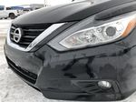 Black[Super Black] 2017 Nissan Altima Left Front Head Light / Bumper and Grill in Edmonton AB