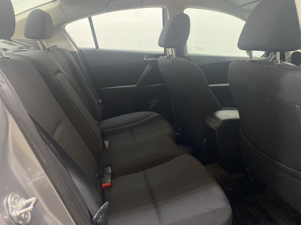 SILVER 2010 Mazda Mazda3 GS - Bluetooth, Cruise Control, Automatic Headlights Right Side Rear Seat  Photo in Edmonton AB