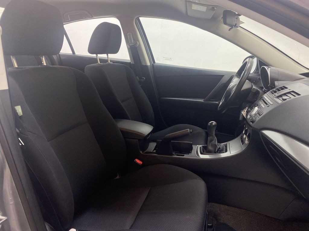 SILVER 2010 Mazda Mazda3 GS - Bluetooth, Cruise Control, Automatic Headlights Right Side Front Seat  Photo in Edmonton AB