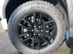 White[Summit White] 2021 GMC Sierra 1500 Elevation Left Front Rim and Tire Photo in Calgary AB
