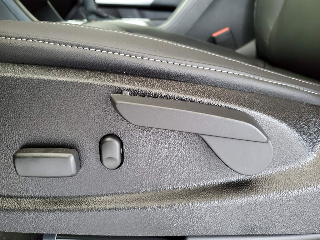 Blue 2021 Chevrolet Colorado Left Front Interior Photo in Airdrie AB