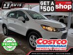 White 2021 Chevrolet Trax Primary Listing Photo in Airdrie AB