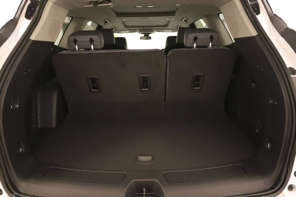 White 2020 Buick Enclave Strng Wheel/Dash Photo: Frm Rear in Lethbridge AB