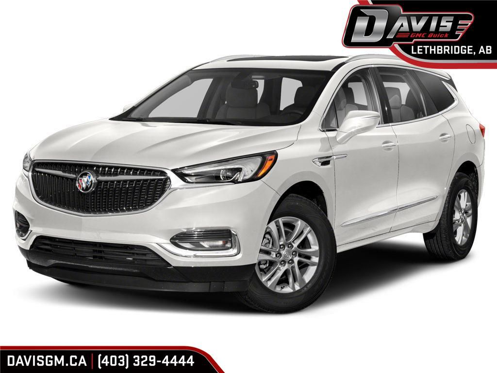 White 2020 Buick Enclave