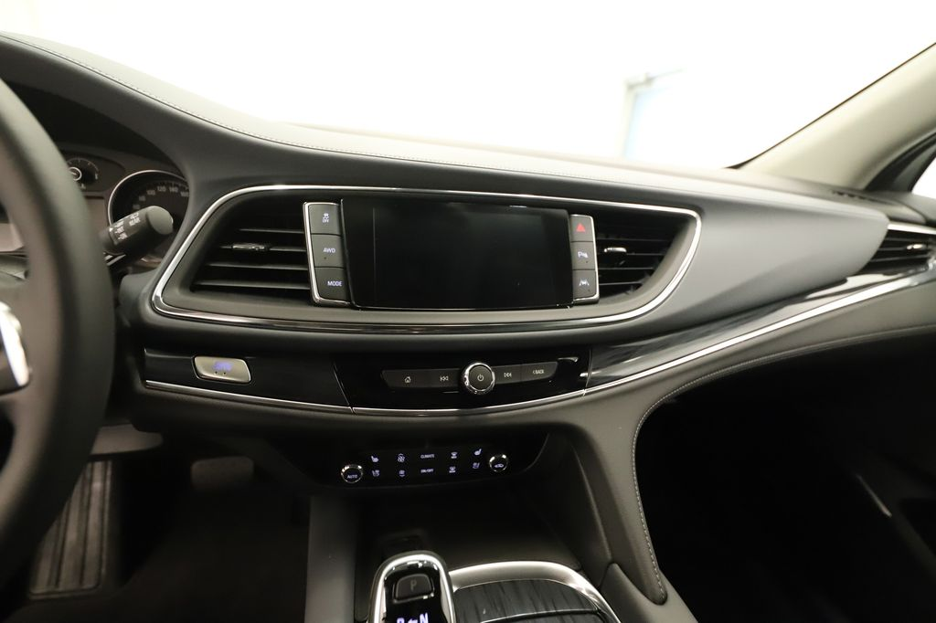 White 2020 Buick Enclave Left Rear Interior Door Panel Photo in Lethbridge AB