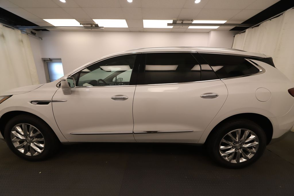 White 2020 Buick Enclave Rear of Vehicle Photo in Lethbridge AB