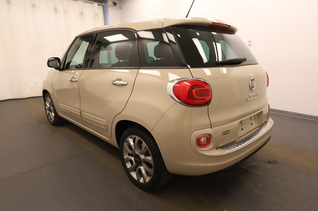 Brown 2014 FIAT 500L Left Front Rim and Tire Photo in Lethbridge AB