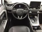 Gray[Magnetic Grey Metallic] 2021 Toyota RAV4 Limited Left Front Seat Photo in Sherwood Park AB