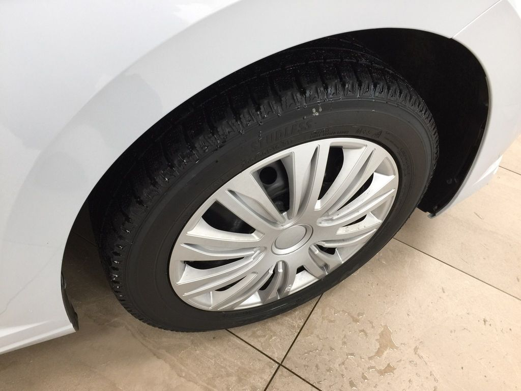White[White Silver Metallic] 2019 Volkswagen Jetta Right Front Rim and Tire Photo in Sherwood Park AB