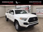 White[Super White] 2021 Toyota Tacoma Primary Listing Photo in Sherwood Park AB