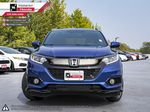 BLUE B-593M 2020 Honda HR-V Left Front Interior Photo in Kelowna BC