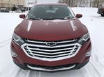 Red[Cajun Red Tintcoat] 2020 Chevrolet Equinox Front Vehicle Photo in Edmonton AB