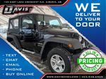 Black 2018 Jeep Wrangler JK Primary Listing Photo in Airdrie AB