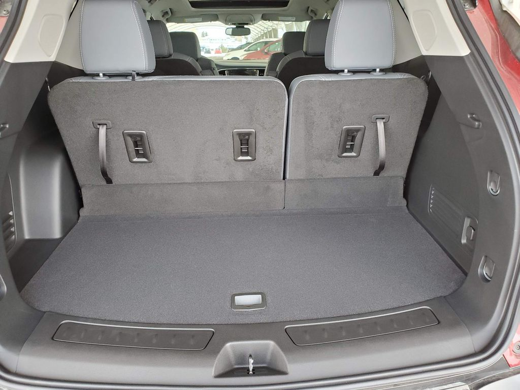 Red 2020 Buick Enclave Trunk / Cargo Area Photo in Airdrie AB