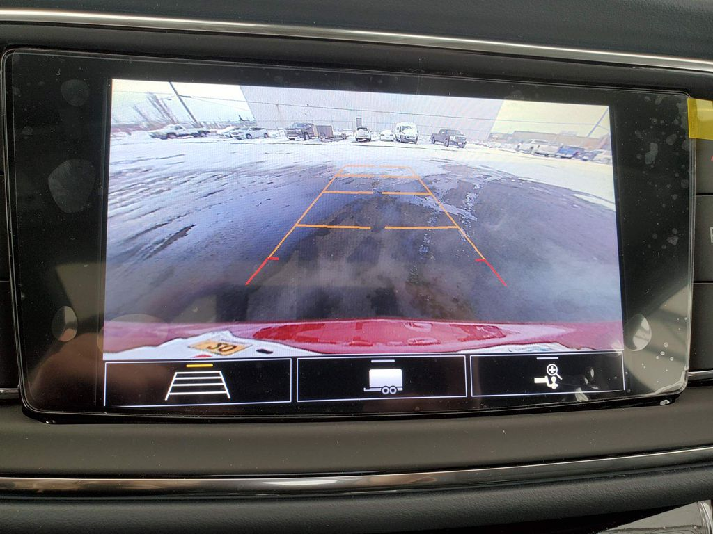 Red 2020 Buick Enclave Left Side Photo in Airdrie AB