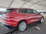 Red 2020 Buick Enclave Passenger Rear Door Controls Photo in Airdrie AB