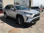 Silver[Silver Sky Metallic] 2021 Toyota RAV4 AWD XLE Premium Package R1RFVT BM Right Front Interior Door Panel Photo in Brampton ON