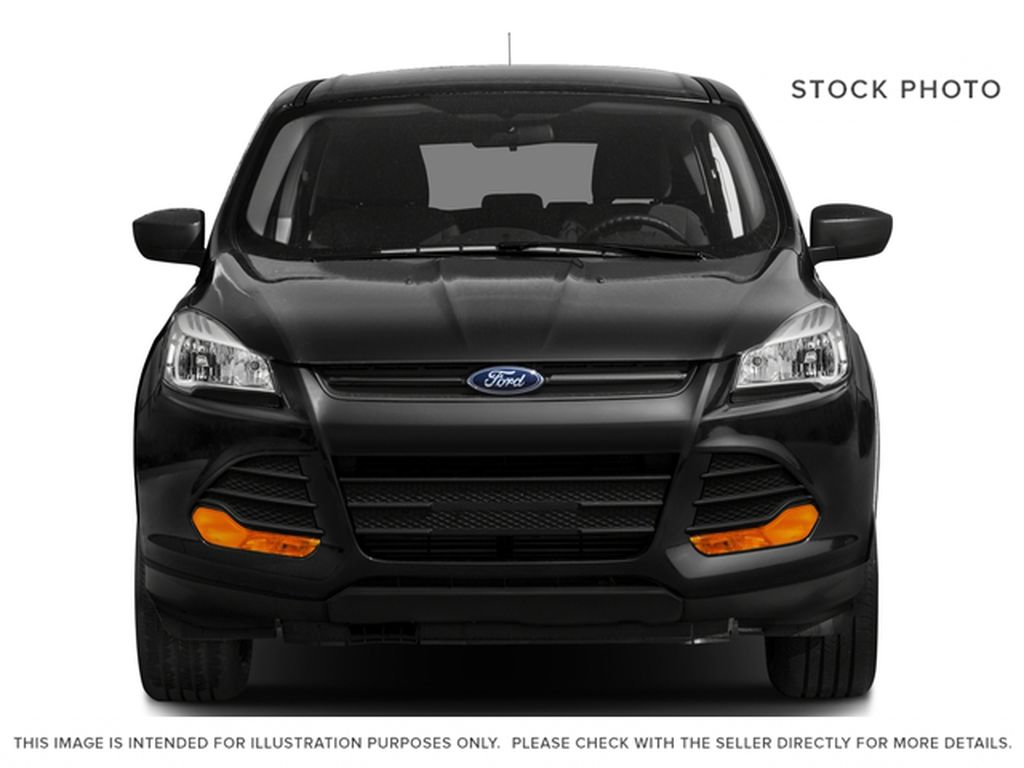 Black[Shadow Black Metallic] 2016 Ford Escape Front Vehicle Photo in Dartmouth NS