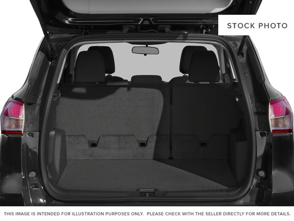 Black[Shadow Black Metallic] 2016 Ford Escape Trunk / Cargo Area Photo in Dartmouth NS