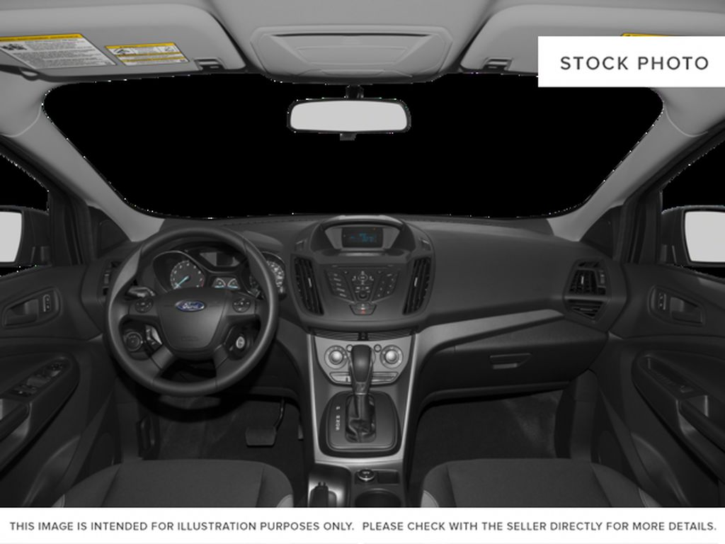 Black[Shadow Black Metallic] 2016 Ford Escape Central Dash Options Photo in Dartmouth NS