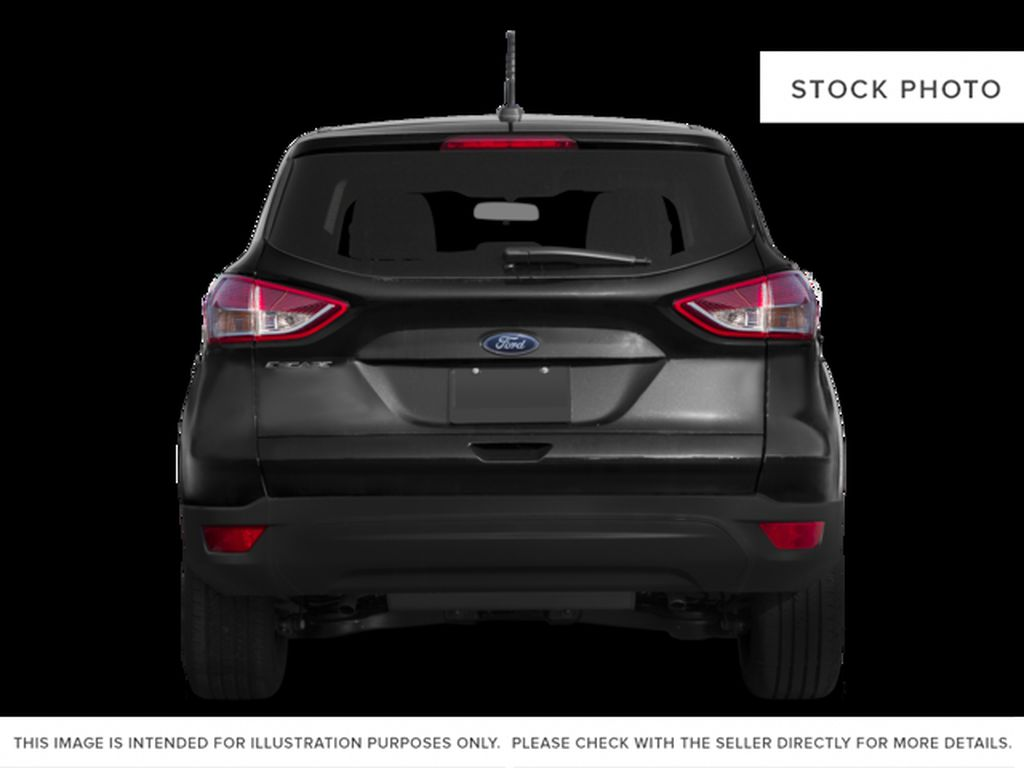 Black[Shadow Black Metallic] 2016 Ford Escape Rear of Vehicle Photo in Dartmouth NS