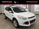 White[White Platinum Tricoat] 2013 Ford Escape SEL AWD Primary Listing Photo in Sherwood Park AB