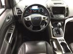 White[White Platinum Tricoat] 2013 Ford Escape SEL AWD Left Front Seat Photo in Sherwood Park AB