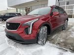 Red[Infrared Tintcoat] 2021 Cadillac XT4 Sport Left Front Head Light / Bumper and Grill in Calgary AB